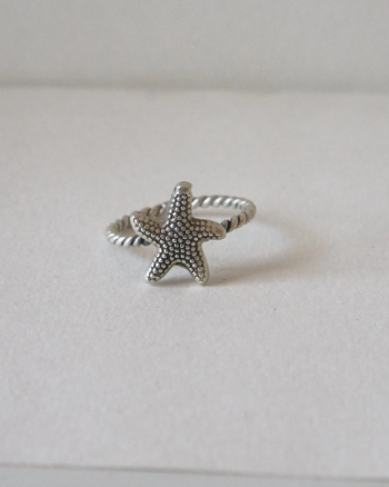 Starfish Ring – Love The Oceans Collection